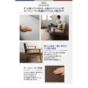 ソファー 1人掛け ワンルームに置ける北欧デザイン木肘ソファ おしゃれ happyrepo 09