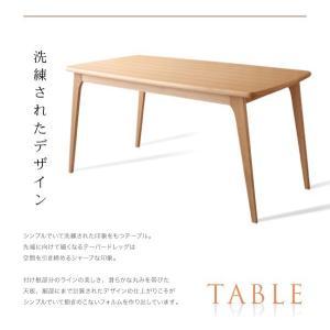 ダイニングテーブルセット 4人掛け おしゃれ 4点セット(テーブル150+チェア2脚+ベンチ) 北欧|happyrepo|10