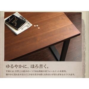 ダイニングテーブル おしゃれ W150 アメリカンヴィンテージ|happyrepo|03