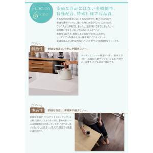 キッチンカウンター保護マット 透明シリコンマット 40×57.5cm|happyrepo|04