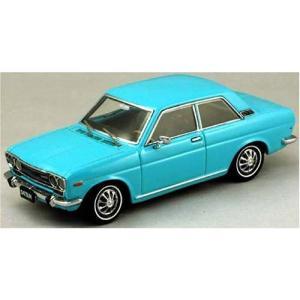 トミカエブロ Mr. K's selection DATSUN 510 2dooe sedan 青|happysmile777