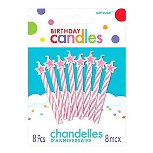 Star Candles (Pink) スターキャンドル(ピンク)♪ハロウィン♪クリスマス♪ happysmile777