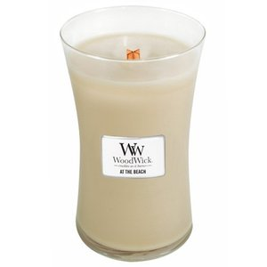 WoodWick Candle At The Beach 22oz by Woodwick|happysmile777