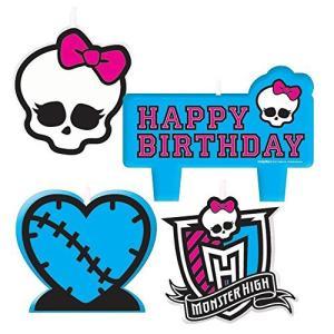 Monster High Mini Molded Candles モンスターハイミニモールドキャンドル♪ハロウィン♪クリスマス♪|happysmile777