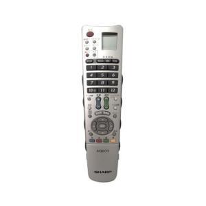 シャープ(SHARP) シャープ 液晶テレビ用 リモコン GA615WJSA happysmile777