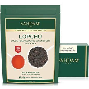 Lopchuゴールデンオレンジペコエ、ダージリンティー、シングルエステイトセカンドフラッシュブラックティー、アイコニックLopchu栽培地から100% happysmile777