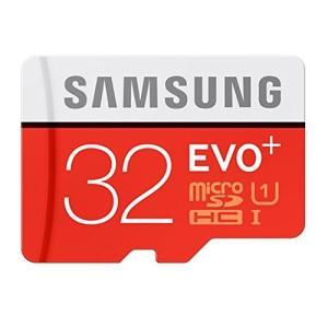 Samsung 32GB EVO Plus Class 10 Micro SDHC with Adapter 80mb/s (MB-MC32DA/AM|happysmile777