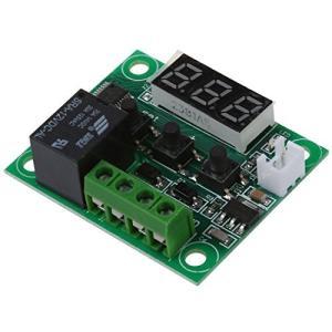 SODIAL(R)DC 12Vサーモスタットサーモスタット温度熱センサスイッチ-50〜110℃ happysmile777