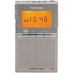 東芝 ワイドFM/AMポケットラジオTOSHIBA TY-SPR6-N happysmile777