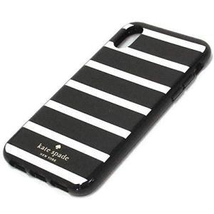 Kate spade ケイトスペード アウトレット リング ストライプ スマホ iPhone X ケース WIRU099 098 [並行輸入品] happysmile777