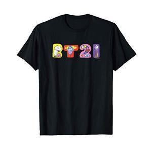 BT21 アートデザイン3 Tシャツ happysmile777