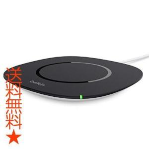 belkin Qi認定ワイヤレス充電パッドiPhone8/8Plus/X/Qi対応の全スマホと互換 ワイヤレス充電器[国内正規品]F8M747BT-A|happysmiles