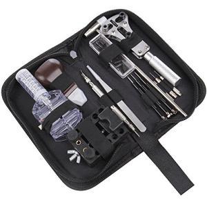 JOBSON〓 時計工具 セット PRO ( 15点 セット ) 電池交換 / ベルト調整 JB1150|happysmiles