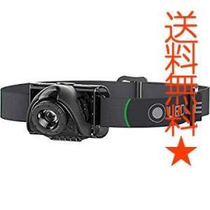 Ledlenser(レッドレンザー) ヘッドライト MH2 登山/釣り IPX6防水 【明るさ約100lm】 [日本正規品] 501511 ブラック happysmiles