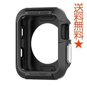 アップル ウォッチ (38mm)  メーカー・ブランド:Spigen  対応機種: Apple Wa...