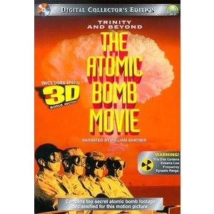 Trinity & Beyond: Atomic Bomb Movie [DVD]|happystorefujioka