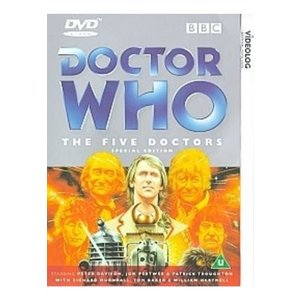 Doctor Who: The Five Doctors [DVD]|happystorefujioka