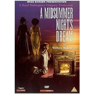 A Midsummer Night's Dream [DVD]|happystorefujioka