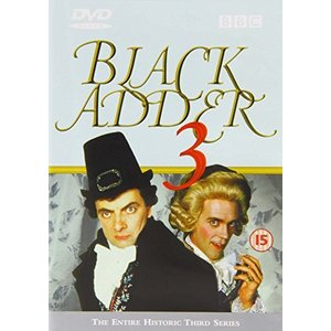 Blackadder III [DVD]|happystorefujioka