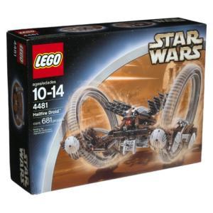Lego (レゴ) Star Wars (スターウォーズ) Hailfire Droid (4481) ブロック|happystorefujioka