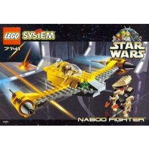 LEGO STARWARS スターウォーズ7141 Naboo Fight ナブー・ファイター|happystorefujioka