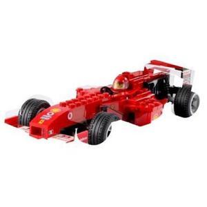 レゴ (LEGO) レーサー フェラーリF1レースカー1/24 8362|happystorefujioka
