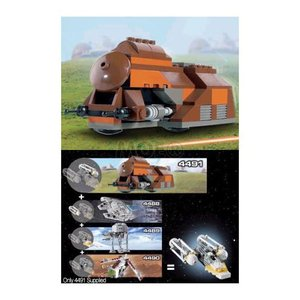 LEGO 4491 Mini MTT レゴ スターウォーズ|happystorefujioka