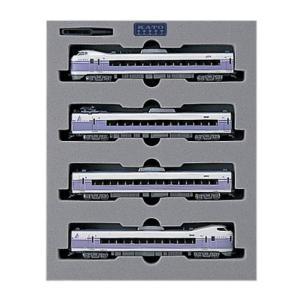 KATO Nゲージ E351系 スーパーあずさ 増結 4両セット 10-359 鉄道模型 電車 happystorefujioka