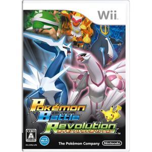 ポケモン バトルレボリューション - Wii|happystorefujioka