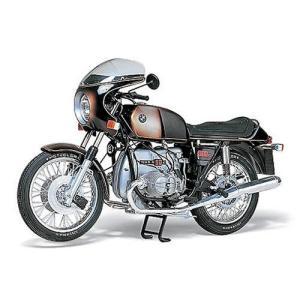 タミヤ 1/6 オートバイシリーズ No.8 BMW R90S プラモデル 16008 happystorefujioka