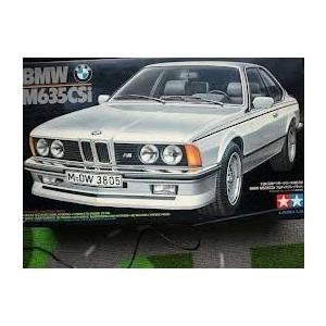 タミヤ 1/24 BMW M635CSi (1/24 スポーツカー:24058)|happystorefujioka