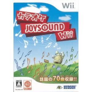 カラオケJOYSOUND Wii(ソフト単品)|happystorefujioka