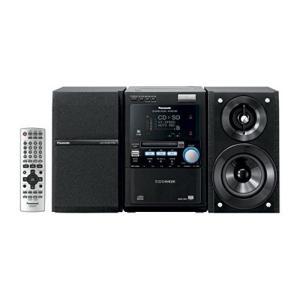 Panasonic パナソニック SC-PM710SD-K ブラック SDステレオシステム C|happystorefujioka