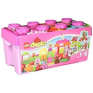 レゴ (LEGO) デュプロ ピンクのコンテナデラックス 10571 happystorefujioka