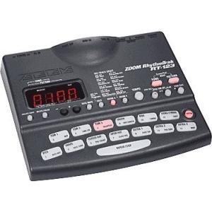 Zoom リズムマシン Rhythmtrak RT-123|happystorefujioka
