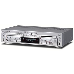 TEAC CDプレーヤー/MDレコーダー シルバー MD-70CD-S|happystorefujioka
