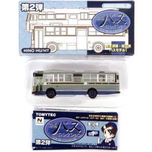 ニューホビー トミーテック バスコレクション 第2弾(022) 日野HU/HT 仙台