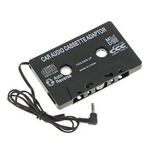 カセットテープ 3.5mm AUX オーディオ アダプタ mp3プレーヤ/CD /iPod|happystorefujioka
