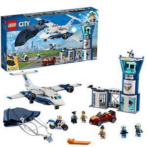 レゴ(LEGO) シティ 空のポリス指令基地 60210|happystorefujioka