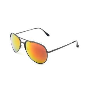 FILO アバター サングラス 偏光レンズ 収納バッグ付き Avatar Sunglasses with Bag (黒, 赤)|happyt-bagshop
