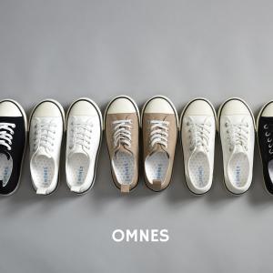 OMNES キッズ カップインソール付きスリッポン  子供用 スニーカー 16cm 17cm 18c...