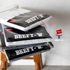 HANES ビーフィーポケットTシャツ 20SS BEEFY-T ヘインズ(H5190)  レディー...