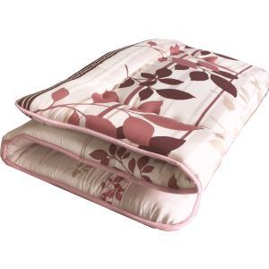 ホコリや臭いに敏感な方 アレルギー・喘息の方におすすめ !ふっくら軽量ポリエステル綿  シングルロング・敷き布団  吸汗 速乾 hapyy-singu