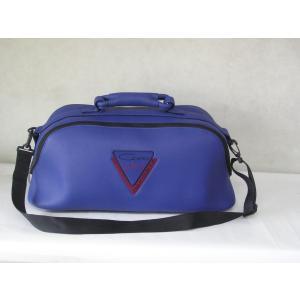CARO(キャロ)ボストンバッグ ニューボクサー青定価23000円。|harada-golf