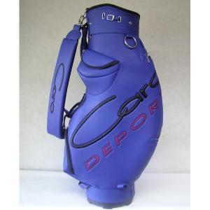 CARO(キャロ)キャディバッグニューボクサーUSA青定価73440円(税込み)。|harada-golf