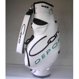CARO(キャロ)キャディバッグニューボクサーUSA白定価73440円(税込み)。|harada-golf