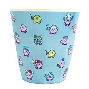 星のカービィ MUTEKI! SUTEKI! CLOSET メラミンカップ(ブルー)|harajuku-kiddyland