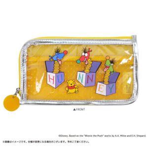Disney(ディズニー) キデイランドオリジナルデザイン 『くまのプーさん』 マルチポーチ harajuku-kiddyland