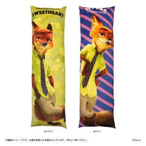 Disney(ディズニー) キデイランド オリジナルデザイン 『ズートピア』 抱き枕カバー ニック harajuku-kiddyland