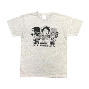ONEPIECE(ワンピース) Tシャツ 盃兄弟 Lサイズ|harajuku-kiddyland